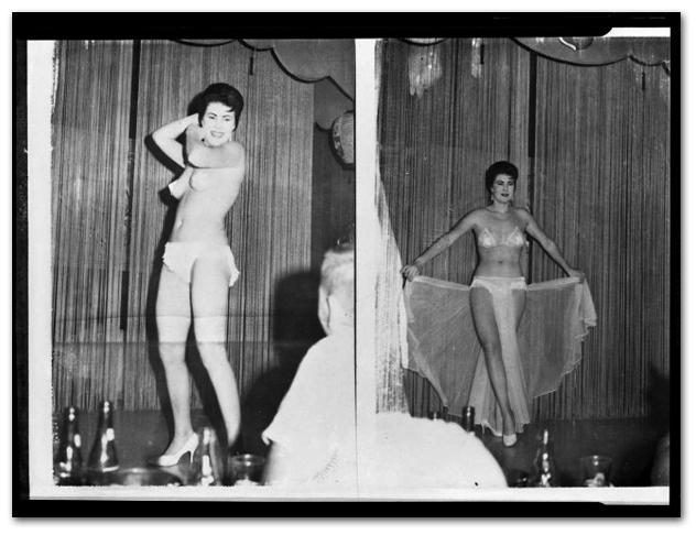 Carousel Club Dancer
