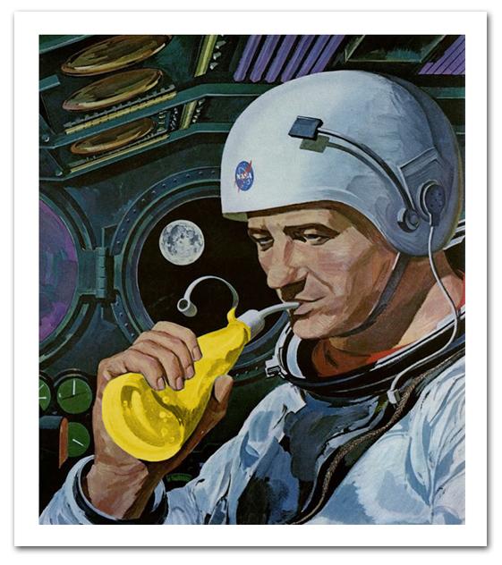 Beer Astronaut