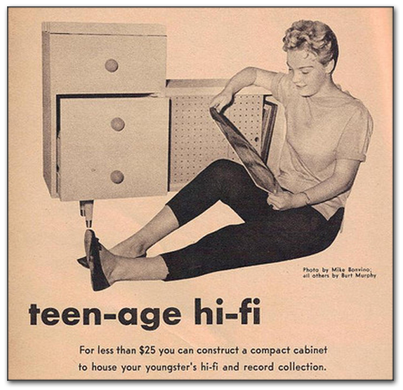 Teenage Hi-Fi