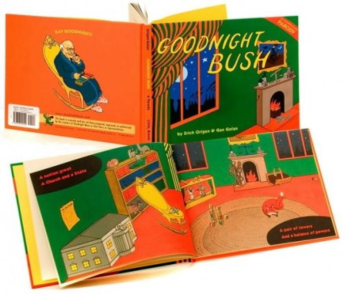 Goodnight Bush books