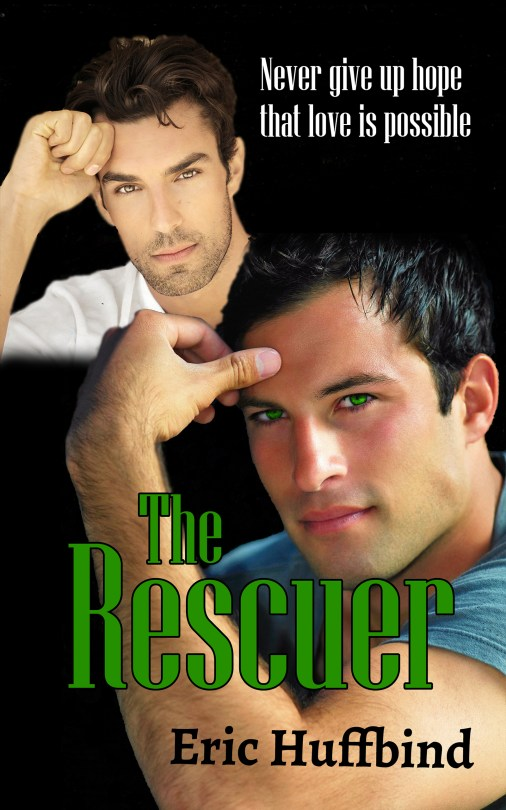 The Rescuer Bookcover 2nd Rev