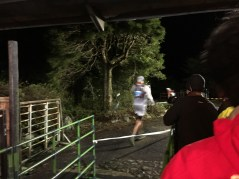 Erich Wegscheider at Ultra Trail Mt. Fuji