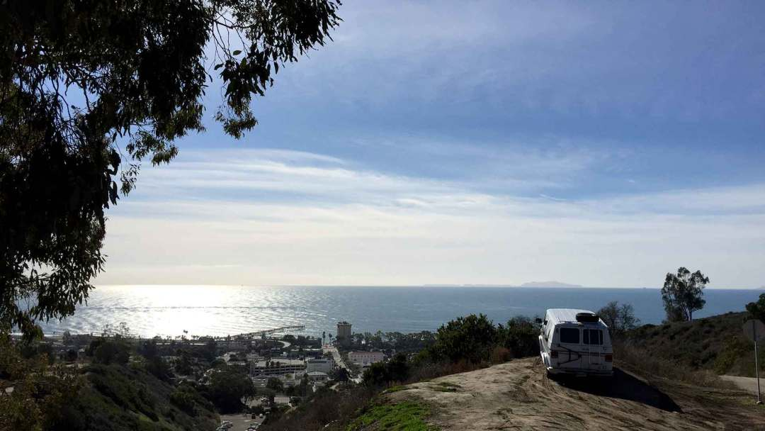 Santa Barbara Trail