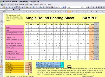 ScoreTracker Screen Shot