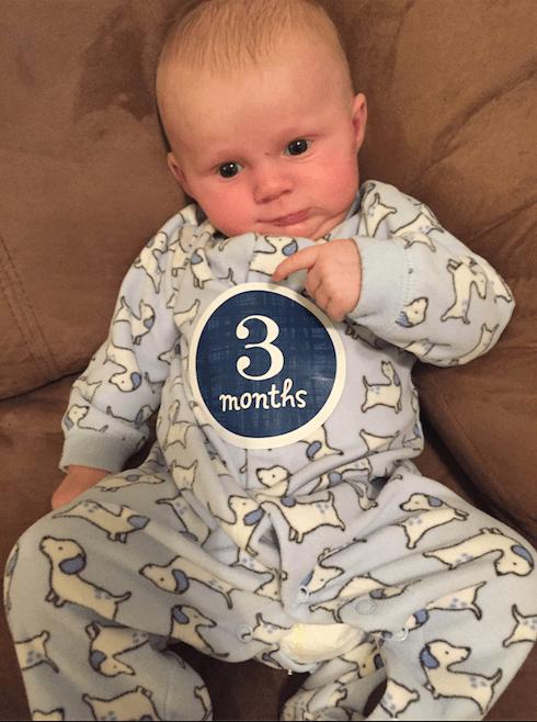 jacob michael 3 months