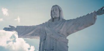 Jesús que está en los cielos