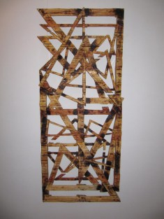 Formes Simples 3 - 77x178cm