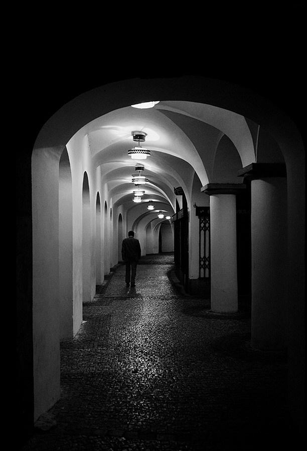 """""""Wandering"""" - Prague, Czech Republic"""