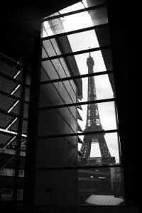 """""""The Eiffel"""" - Paris, 2009"""