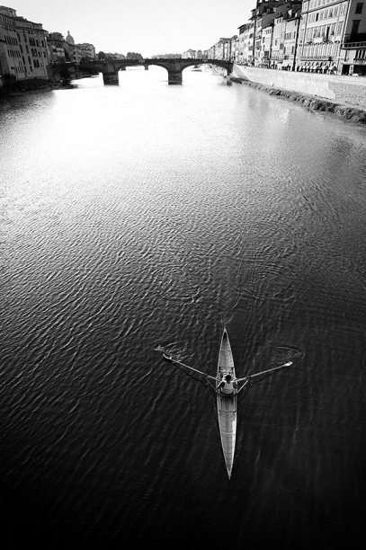 Row. Florence, 2009
