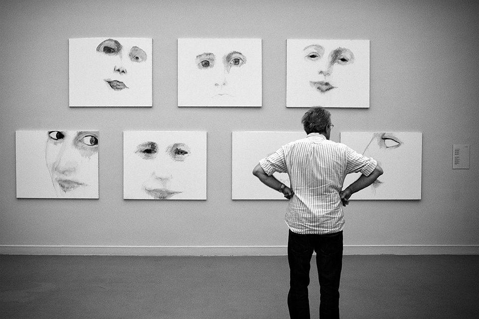 The Faces. Paris, 2009