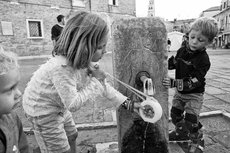Thirst. Venice, 2009
