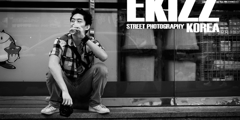 Street Photography, Korea. Portrait by Charles Choo Jr.