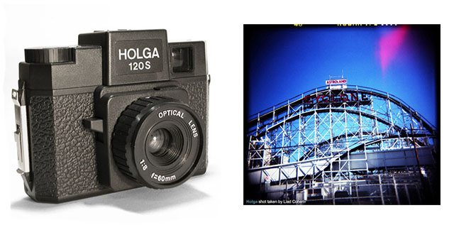 Holga 120s and Photo