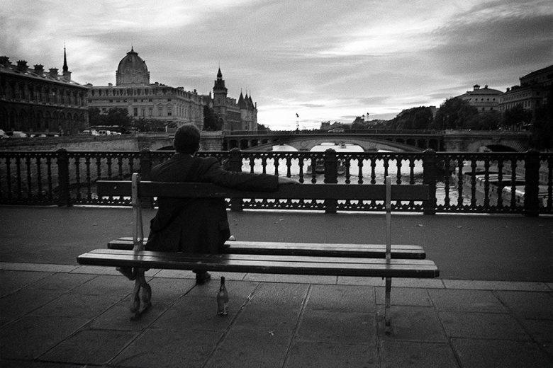 """Wine by the Seine"" - Paris, France 2009"
