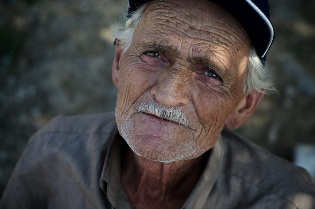 """""""The old Man and the Sea"""" - Byblos, Lebanon 2010"""