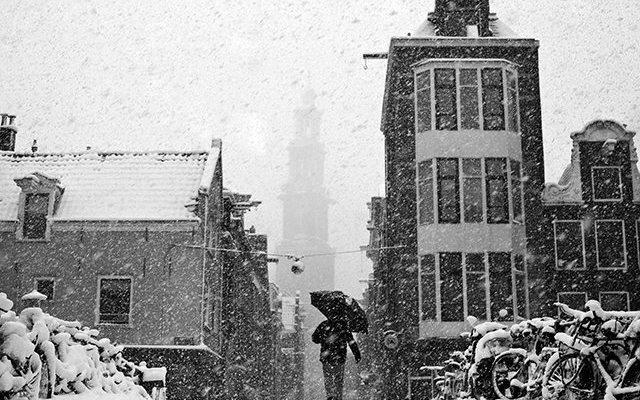 Featured Street Photographer: Derk Zijlker from Amsterdam