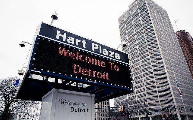 Photo Essay: The Beautiful Decay of Detroit, Michigan