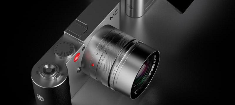 Hot or Not? Leica Mirrorless ASPC-C Compact Concept Camera