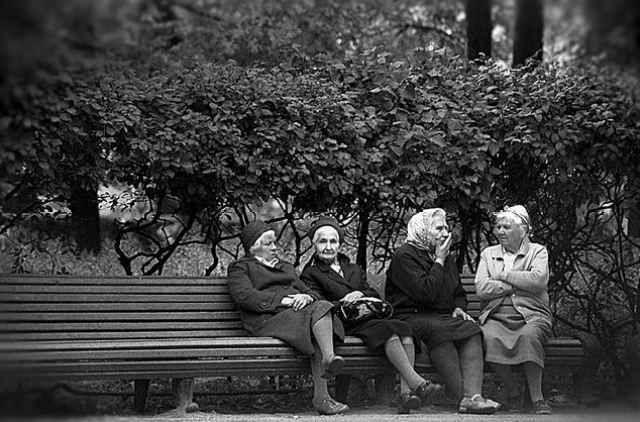 """""""Babushkas"""" - Anne McKinnell"""