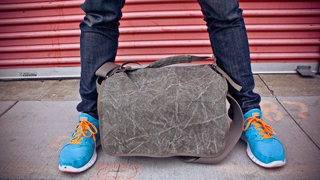The Sexiest Bag for Street Photography: The Think Tank Retrospective 30 Review