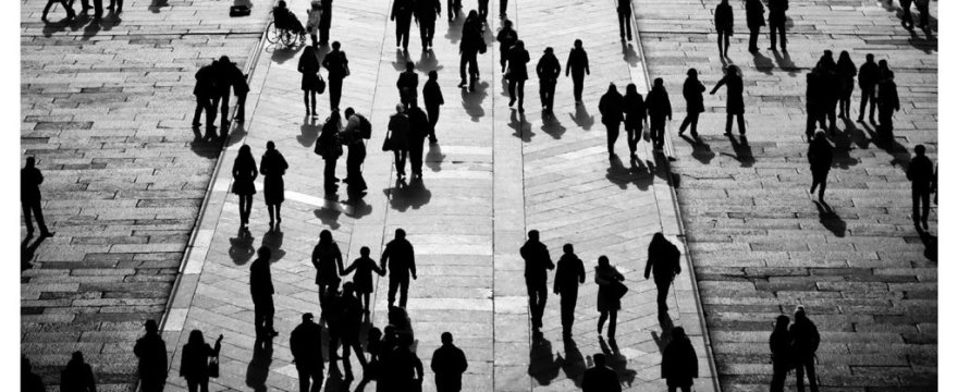 11 Inspirational Examples of Shadow Street Photography
