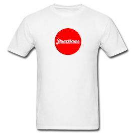 New #streettogs T-Shirt Design! (Red Dot)