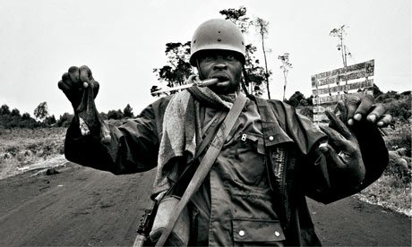 Alvaro Ybarra Zavala, Congo, November 2008