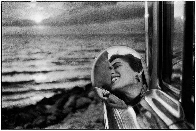 Elliott Erwitt, California 1955