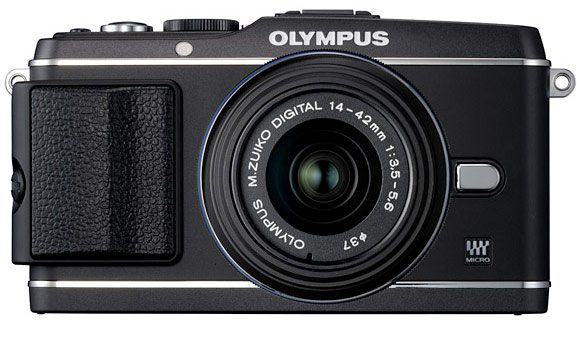 BREAKING: Olympus Announces PEN EP-3 and Zuiko 12mm f2.0 lens (24mm equivalent)