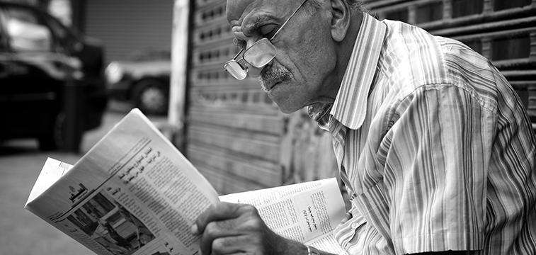 """Headlines"" Street Photography Contest by Thomas Leuthard"