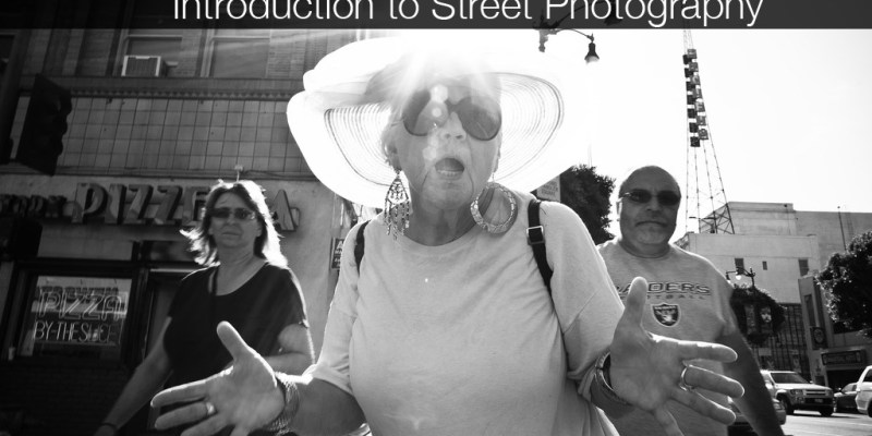 "Enroll in ""All the World's a Stage: Introduction to Street Photography"" an Online Street Photography Course via UC Riverside Extension!"