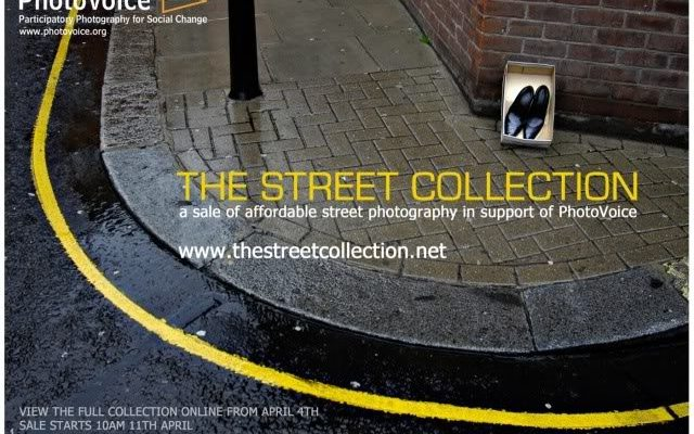 The Street Collection: A Sale of Affordable Street Photography in Support of PhotoVoice