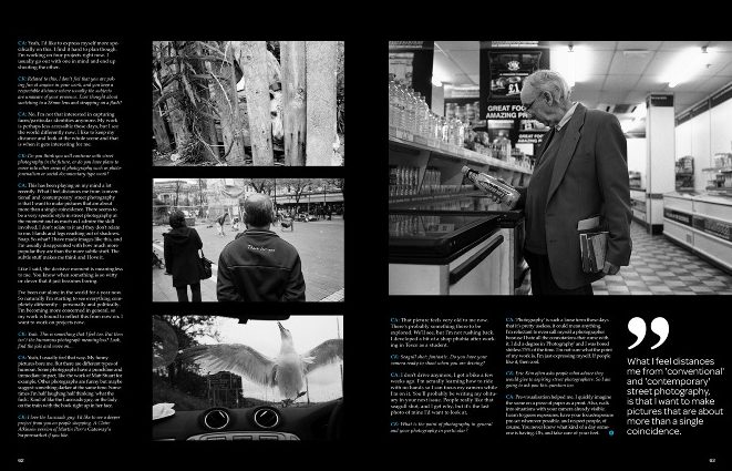 Interview With Stu Egan: Founder of Radiate Magazine For Street Photographers