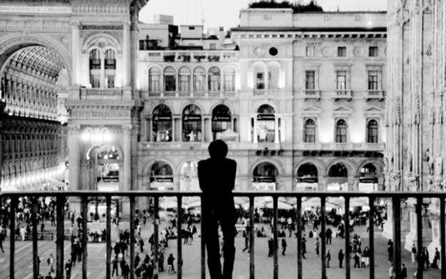 """Telling Stories from the """"Everyday Milan"""" from Street Photographer Luca Napoli"""