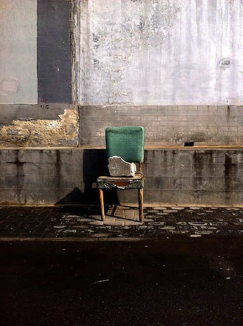 Interview with Benedicte Guillon, Parisian Street Photographer from the Mobile Photo Group