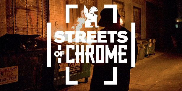 """Enter """"Streets of Chrome"""" Photography Contest to win a Fujifilm X-Pro 1, 35mm F/1.4, and Chrome Niko Camera Backpack!"""