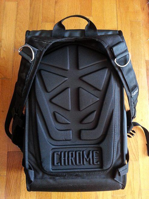 Chrome Niko Camera Pack-8