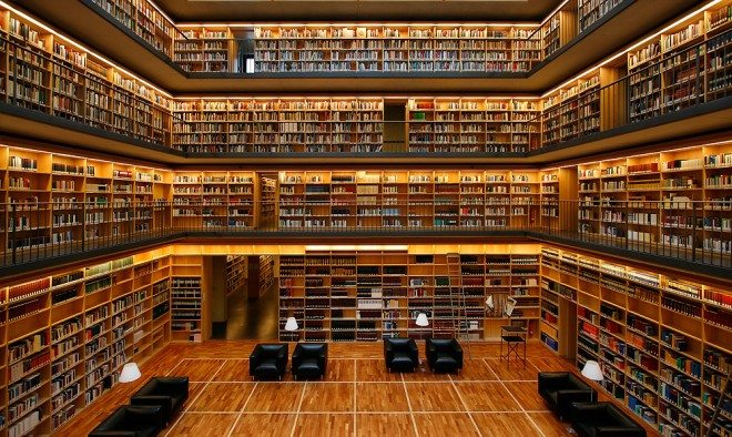 One epic library
