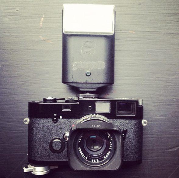 Leica MP / 35mm Summicron / SF 20 Flash