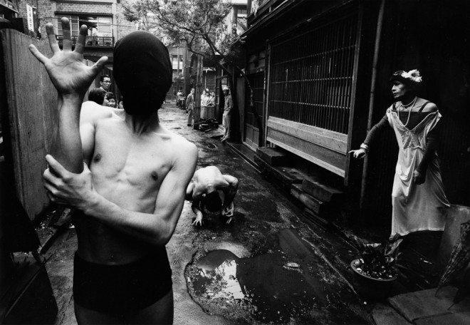Dance-happening,-Tokyo-1961