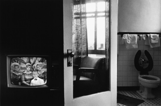 The Little Screens © Lee Friedlander