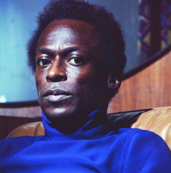 Miles Davis © Lee Friedlander