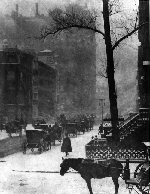 Photograph by Alfred Steiglitz