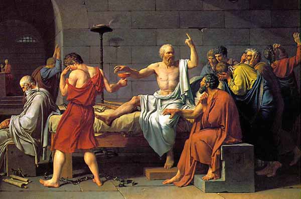 "Socrates, one of the greatest minds that have ever lived has stayed humble by saying: ""I know nothing"""