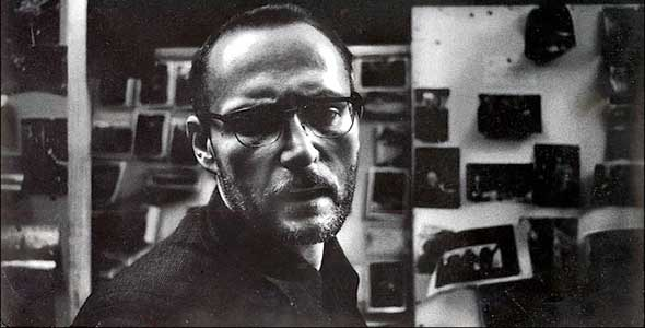 Portrait of W. Eugene Smith