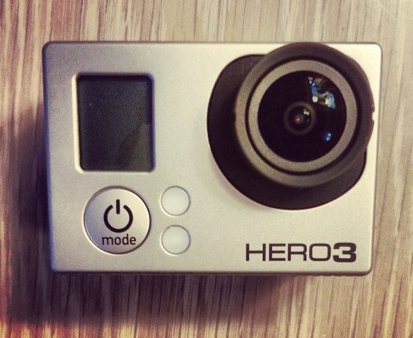 Hope to make lots more cool videos with the new GoPro Hero 3!