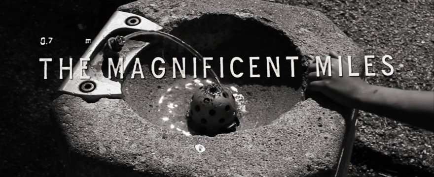 "0.7 m ""The Magnificent Miles"" Film on Chicago by Satoki Nagata"