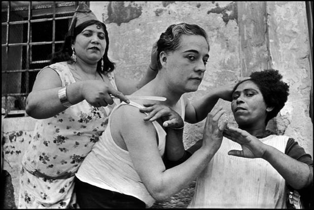Henri Cartier-Bresson. SPAIN. 1933. Valencia Province. Alicante.