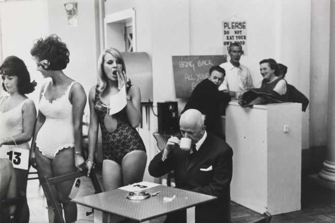 Beauty Contest Southport, 1967 Tony Ray-Jones